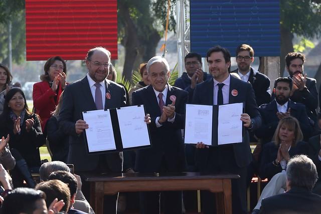 """Para terminar con los """"temores"""" de la población: Piñera lanza el programa """"Clase Media Protegida"""""""