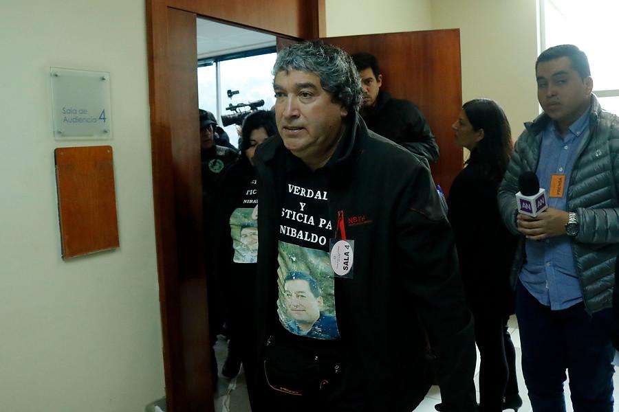 15 millones pide Francisco Silva para exclusiva entrevista en TV — Caso Nibaldo