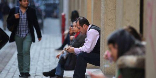 Tasa de desempleo subió a 7,3% en el trimestre mayo-julio