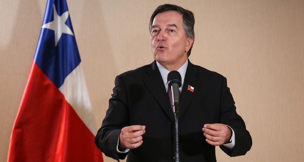 Chile espera con