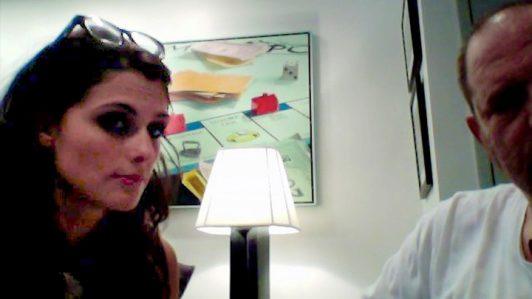 Difunden video de Harvey Weinstein acosando a Melissa Thompson