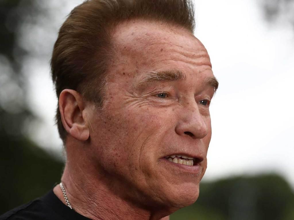 Schwarzenegger admite que no se portó bien con varias mujeres