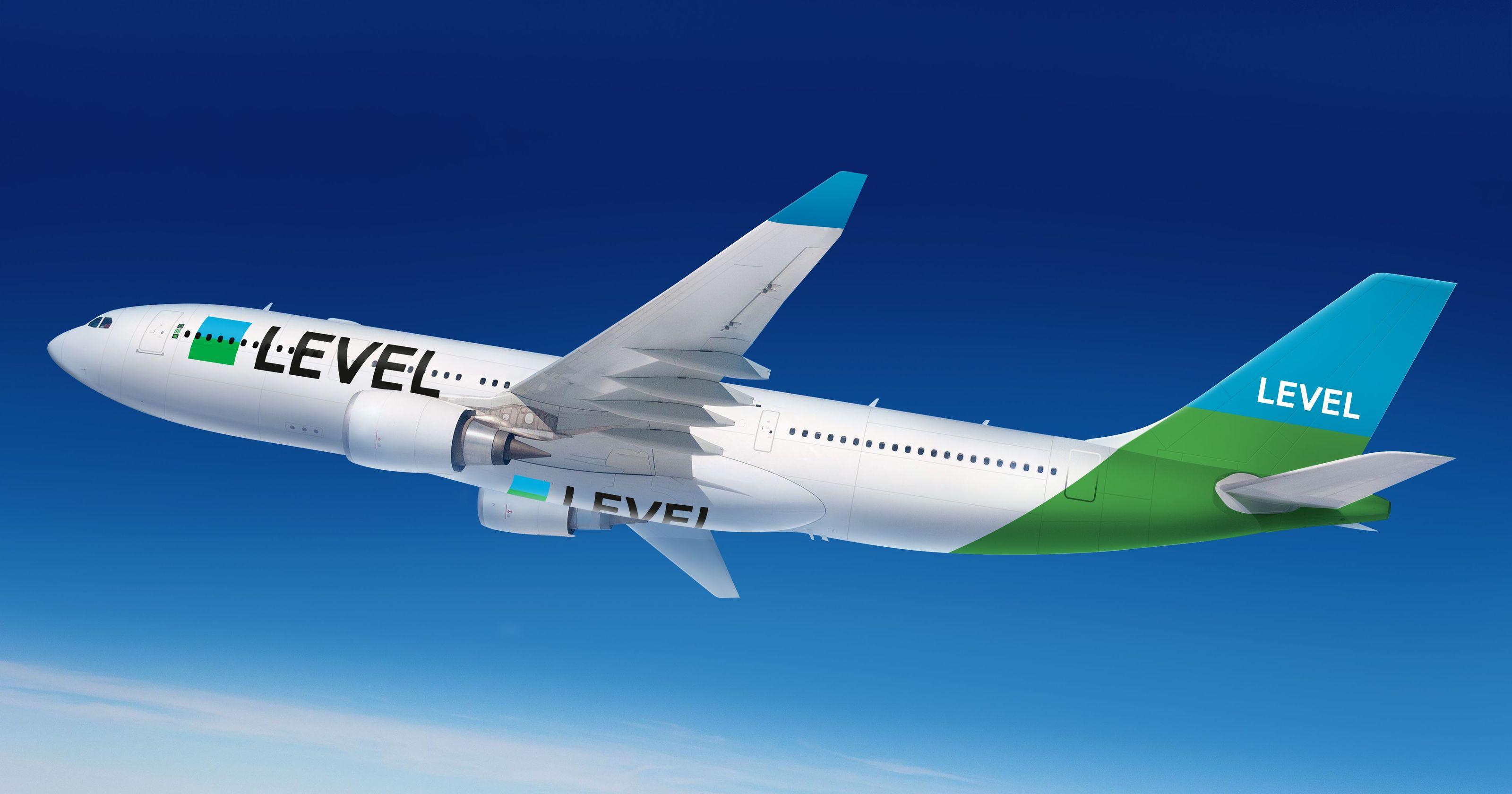 LEVEL volará a Santiago de Chile y Nueva York desde Barcelona