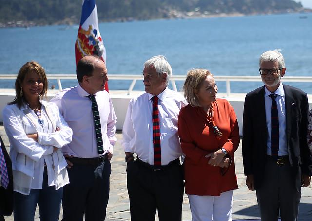 Piñera invita a Guaidó a Chile para cumbre inaugural de Prosur