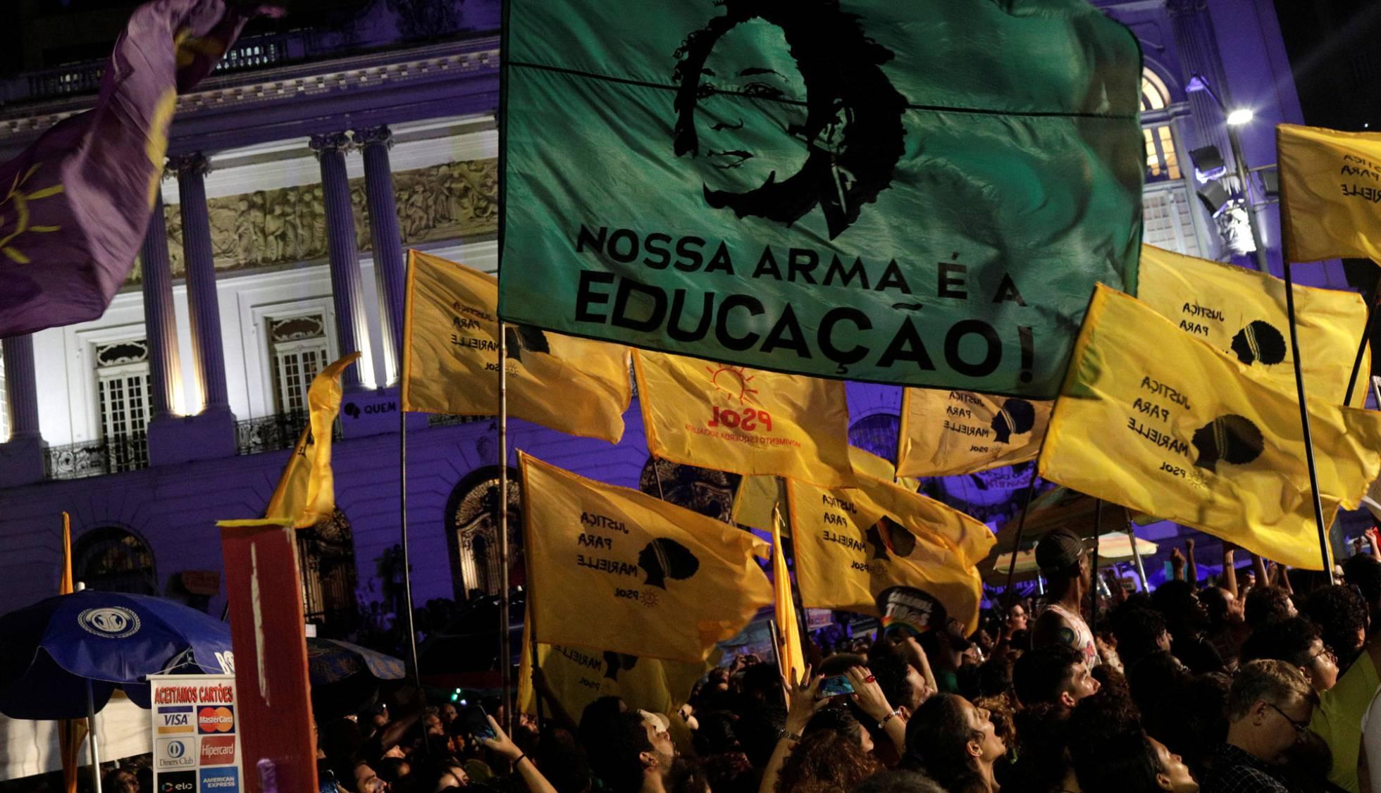 Ex policías detenidos por el crimen de Marielle Franco - Actualidad
