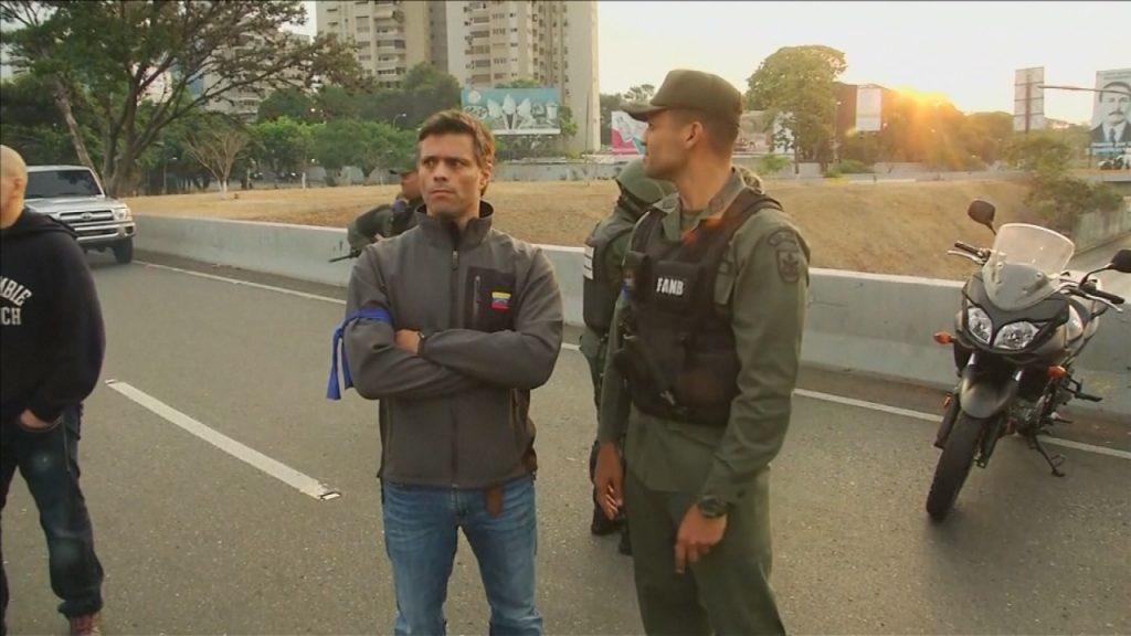Internacionales: Roban casa de Leopoldo López en Caracas