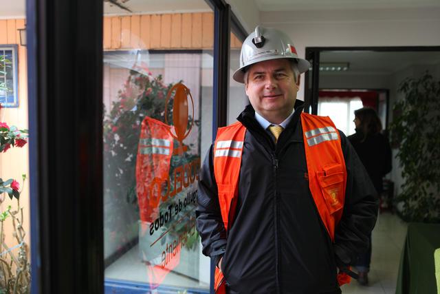 Codelco anuncia que Nelson Pizarro dejará el cargo de presidente ejecutivo