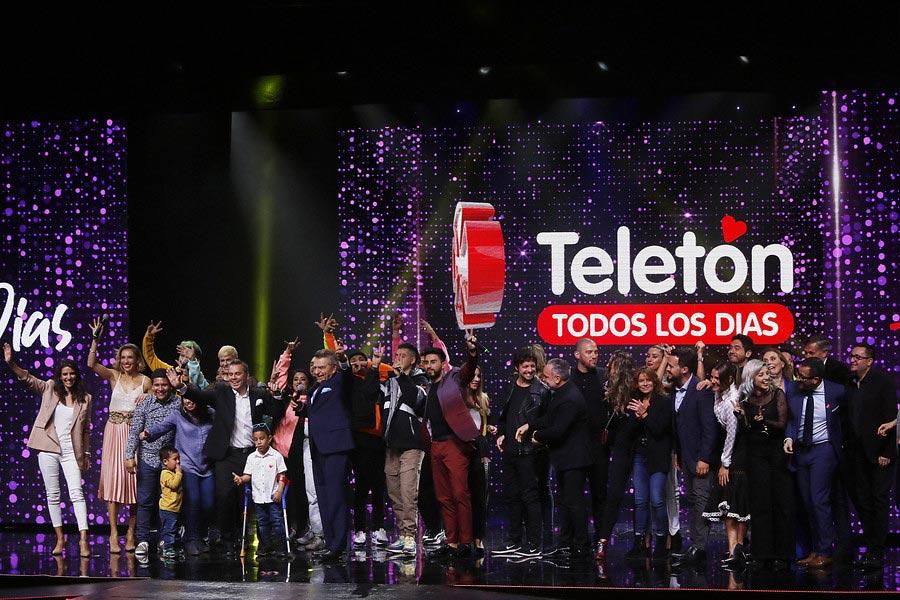Teletón 2019 aún en duda por situación del pais