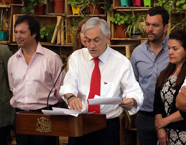 Piñera responde este miércoles e invocará cuestión previa — Acusación constitucional