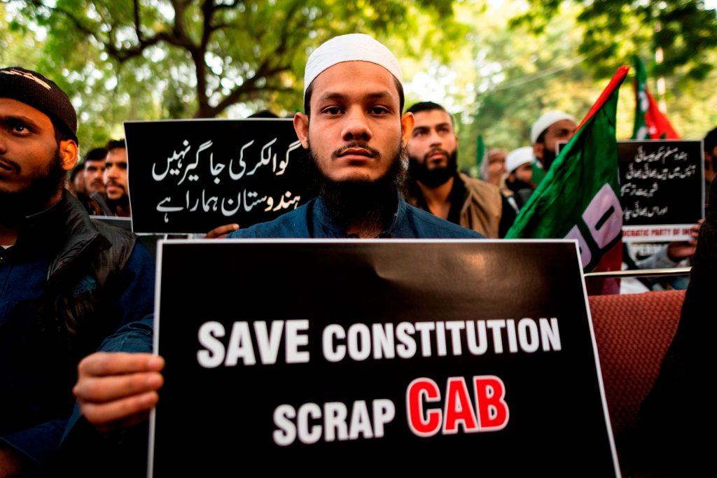 Las protestas aumentan en la India por la ley de ciudadanía