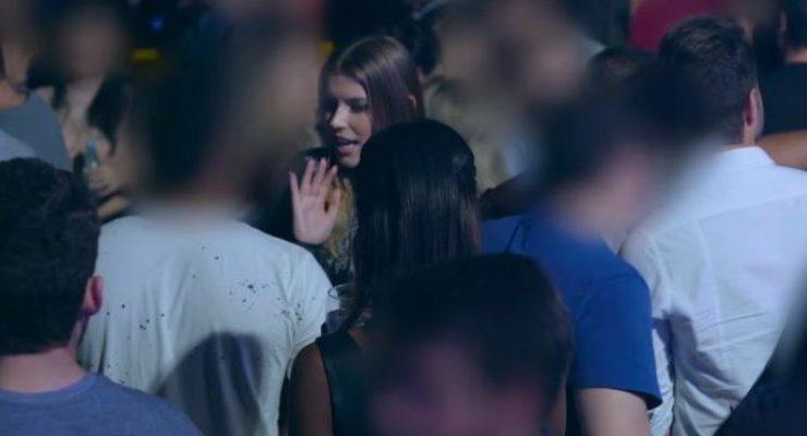 9699b219c Vestido detectó cuántas veces tocan a una mujer en una noche de fiesta