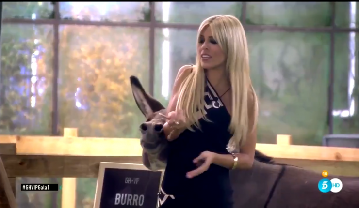 GH VIP 6: Oriana abandona la casa por sorpresa