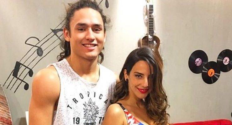 """Daniela Castillo estaría enamorada de su ex """"pupilo"""" de Rojo"""