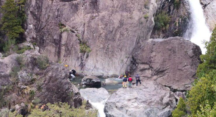 Encuentran sin vida a jóvenes desaparecidos en Antuco — Tras reanudar búsqueda