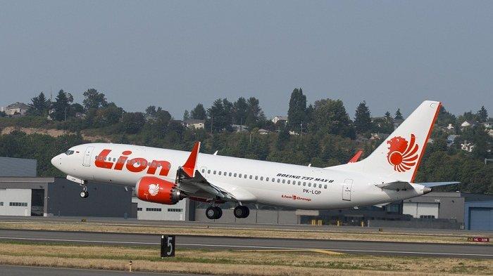 Cayó un avión con 188 pasajeros en Indonesia