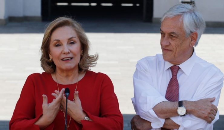 Esposa de Piñera: