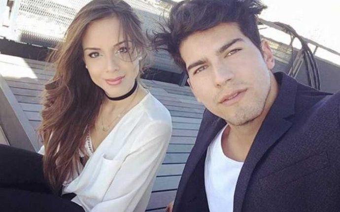 ¿Reconciliados? Ignacio Lastra comparte romántica fotografía junto a ex pareja