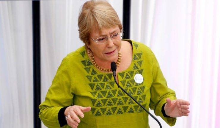 Michelle Bachelet pide pesquisa sobre violencia en Venezuela