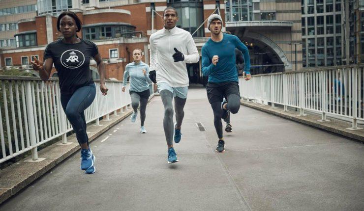 Adidas lanza modelo de zapatillas inspirada en la tecnología