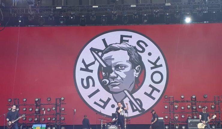 Show de Fiskales Ad-Hok en Lollapalooza enfureció a José Antonio Kast