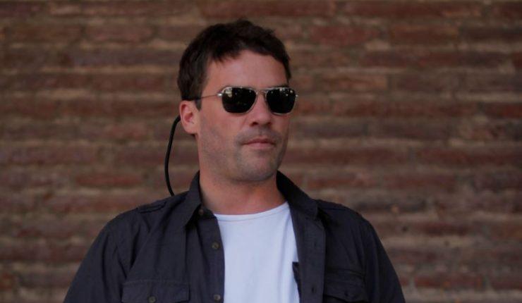Diego Muñoz sufrió accidente de tránsito en Las Condes