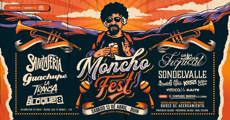 El Moncho Fest La Fiesta En Homenaje A Adriano Castillo