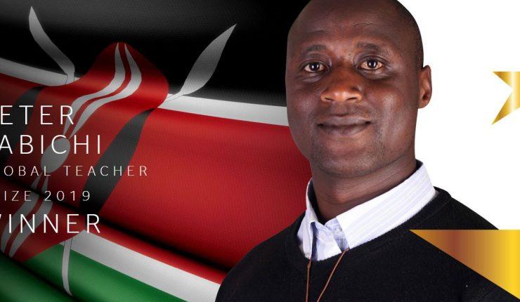 Profesor de Kenia es elegido como el Mejor del Mundo