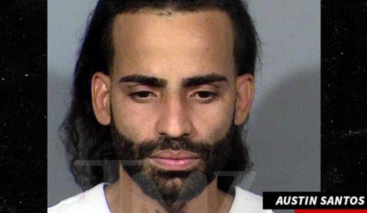 Arcángel es arrestado en Las Vegas por violencia doméstica