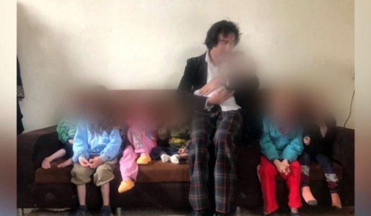 Chileno se reunió con nietos rescatados desde Siria: