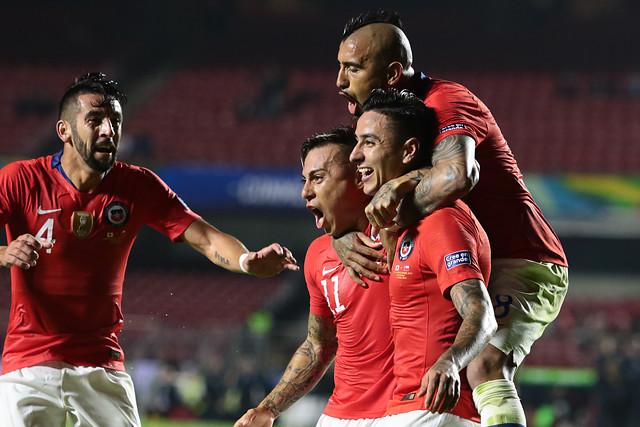 Uruguay considera que la goleada de Chile a Japón es