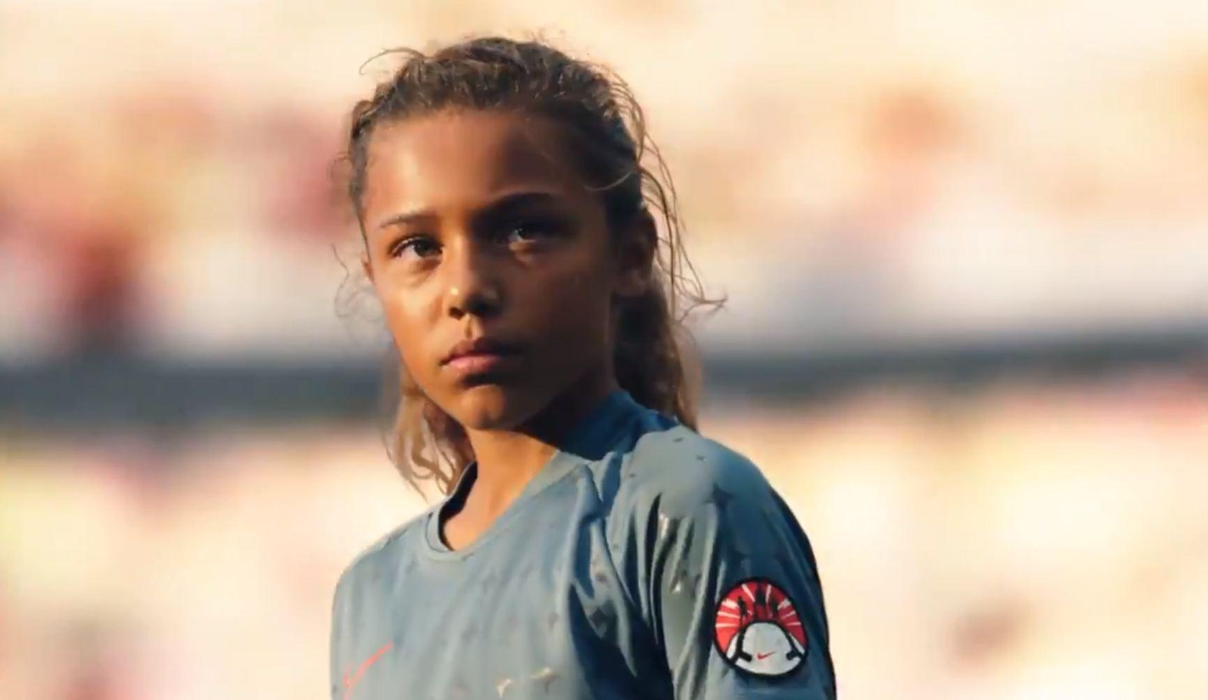 peligroso ganancia Los Alpes  El comercial de Nike para el Mundial Femenino es tan espectacular que no  podrás dejar de verlo