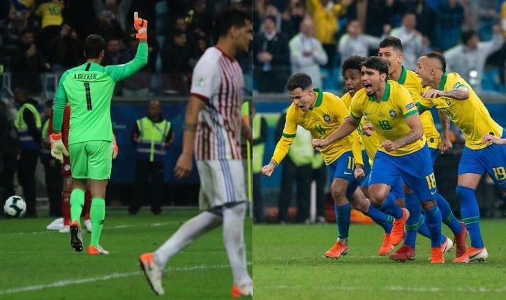 Estas son las semifinales de la Copa América 2019