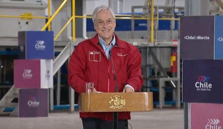 Piñera es el Presidente latinoamericano mejor valorado por líderes de opinión
