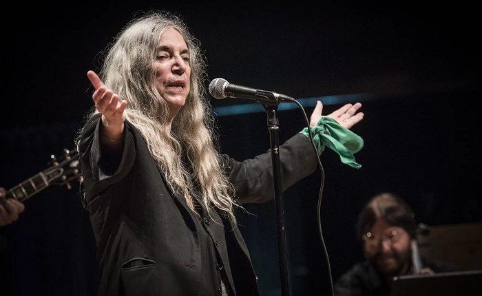 Patti Smith debutará en Chile con concierto en el Teatro Caupolicán