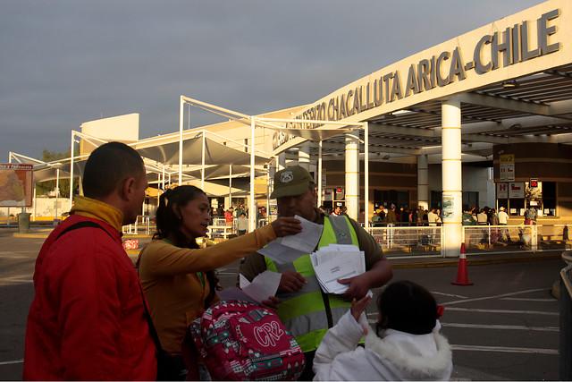 Otorgarán salvoconductos a venezolanos sin pasaporte para reunificación familiar