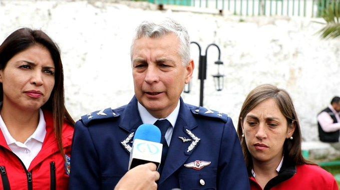 General de defensa de Chile sobre protestas:
