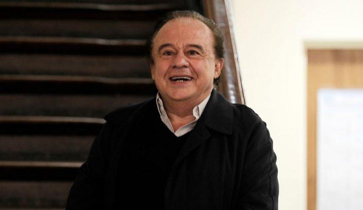 Hospitalizan a Luis Dimas tras haber sufrido un presunto infarto
