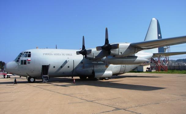Chile declara siniestrado un avión militar con 38 personas a bordo