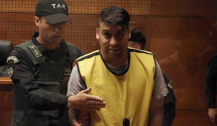 Luis Núñez fue apuñalado en la cárcel Santiago 1