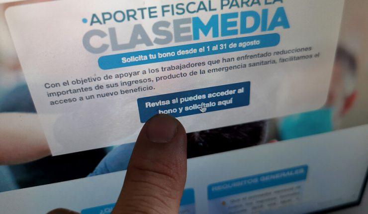 Revisa El Estado De Tu Solicitud Del Bono Clase Media
