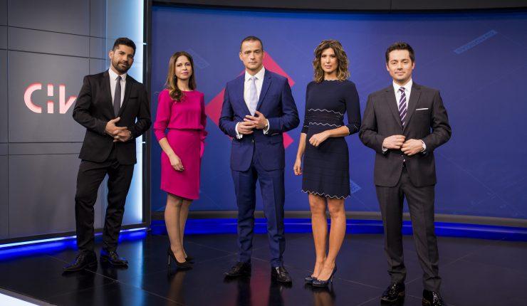 Canal de televisión apuesta por adelantar el horario de su noticiero central