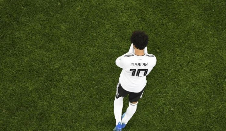 Salah medita renunciar a la Selección