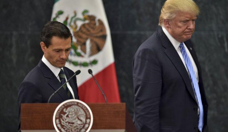 Te enviaré 25 millones de mexicanos: Trump a primer ministro japonés