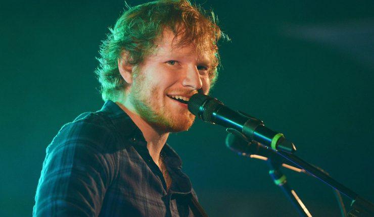 Ed Sheeran fue demandado por 100 millones de dólares