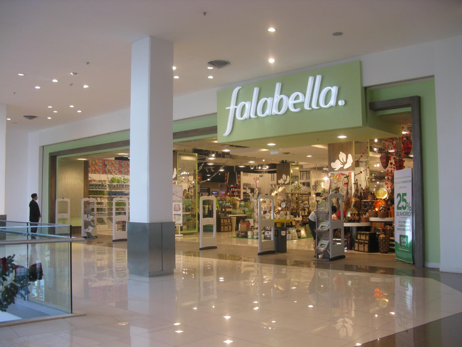 """Falabella acusa de """"competencia desleal"""" a empresas extranjeras"""