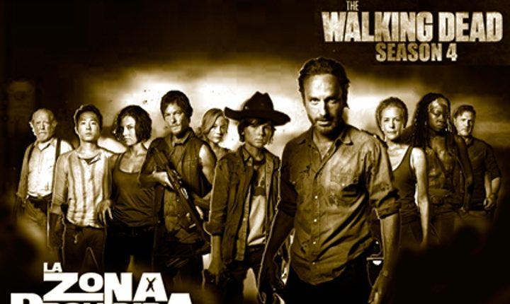 """Conoce el tráiler de la cuarta temporada de """"The Walking Dead"""""""