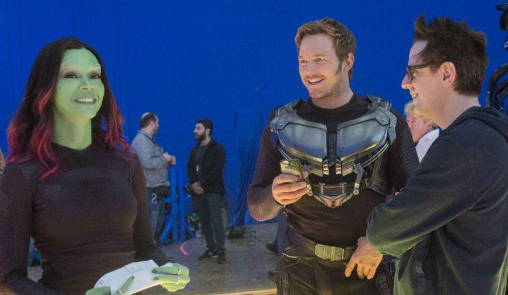 Disney despide a director de la saga Guardianes de la Galaxia