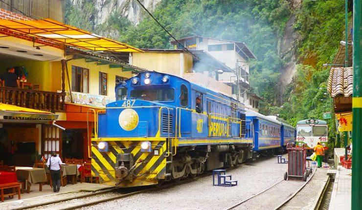 Perú: al menos 5 heridos graves tras un choque de trenes