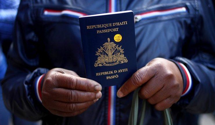 Entra en vigor visado para que haitianos lleven sus parientes a Chile