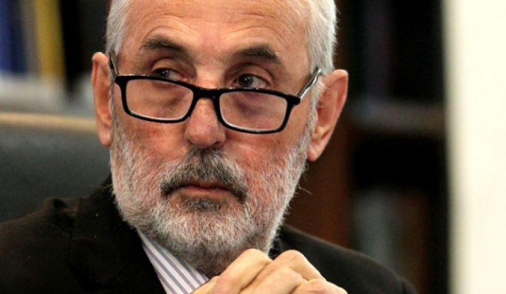 Corte Suprema declara admisible solicitud de remoción de fiscal nacional Jorge Abbott